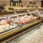 Холодильная витрина Modena для супермаркета