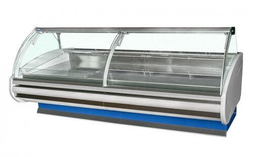 Холодильная витрина Modena-v-k (серия W-PVP-k) Cold