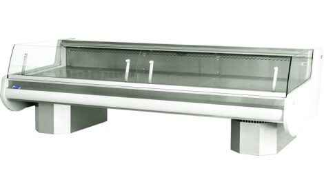 Холодильная витрина MODENA-v-SELF (серия W-PVK) Cold