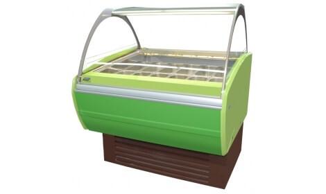 морозильная витрина Malibu W-DL
