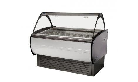 Морозильная витрина Malibu W-DL (для мягкого мороженого)