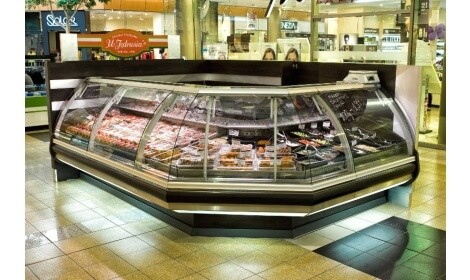 холодильная витрина MODENA-Nrożnik/Corner-v NW/NZ (серия W-PVP NW/NZ) Cold в магазине 2