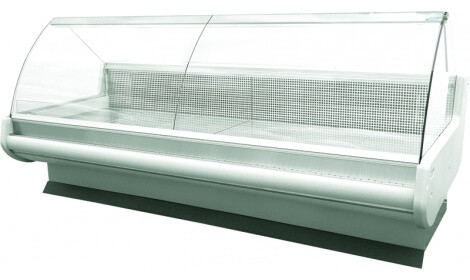 Холодильная витрина MODENA-s-U (серия W-PSU) Cold