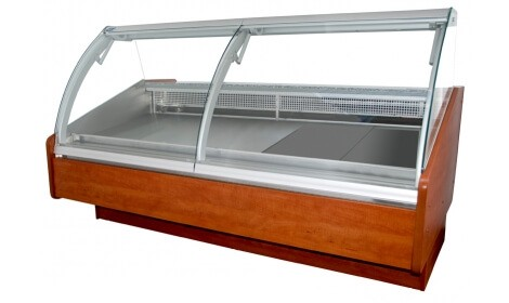 холодильная витрина MODENA-s-k-D (PSP-k-D)