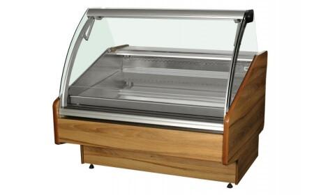 Холодильная витрина MODENA-v-k-D (серия W-PVP-k-D) Cold