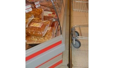 холодильная витрина NAPOLI NW/NZ в магазине 2