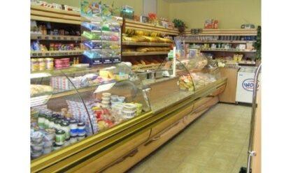 холодильная витрина RODA NW/NZ в магазине 2