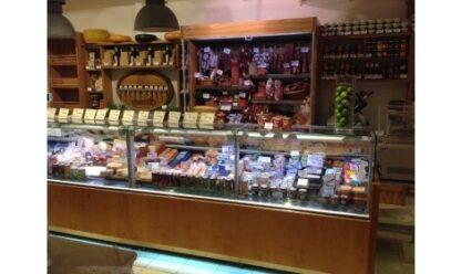 холодильная витрина VERONA-s-k-D (W-PP-k-D) в магазине 2