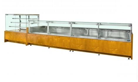 холодильная витрина VERONA-v-k-D (W-PP-k-v-D) 2