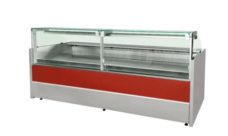 Холодильная витрина VERONA-v-k (серия W-PP-k-v) Cold