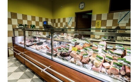 холодильная витрина VERONA-Nrożnik/Corner- NW/NZ (W-PS-k NW/NZ) в магазине 2