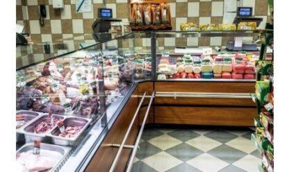 холодильная витрина VERONA-Nrożnik/Corner- NW/NZ (W-PS-k NW/NZ) в магазине