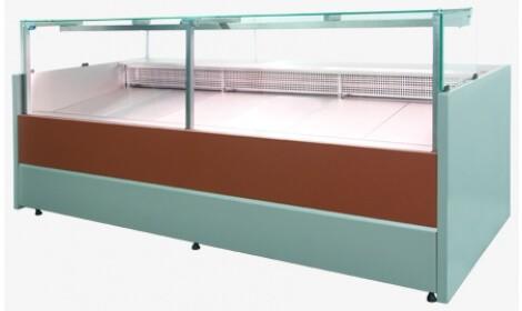 Холодильная витрина VERONA-v-k-U (серия W-PS-k-v) Cold
