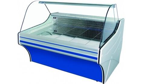 Холодильная витрина VIGO-SG (серия W-SG-w) Cold
