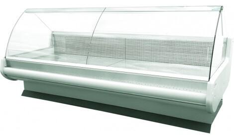 Холодильная витрина MODENA-v-k-U (серия W-PVU-k) Cold