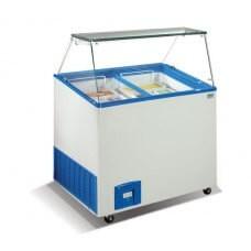 Морозильная витрина ларь VENUS 26 для мягкого мороженого