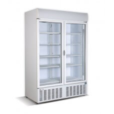 Холодильный шкаф CR 1300 производство Crystal