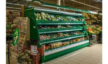 Холодильная горка VEGA (R-F/o) производства Cold