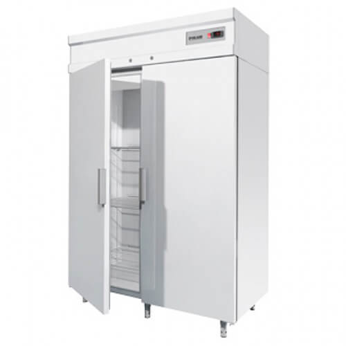 Комбинированный морозильный шкаф CC214-S Polair