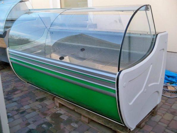 Витрина холодильная Cold W-20 SGS (бочка) Б/У