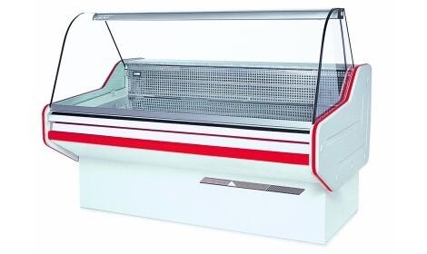 Холодильная витрина BRAGA-SG (W-SG*1090) производство Cold