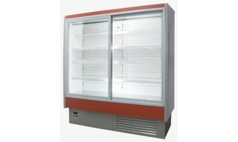 Холодильная горка Bari (R-B)-DR/W производства Cold