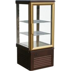 Холодильный кондитерский шкаф R120C Carboma Полюс