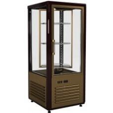 Холодильный кондитерский шкаф R120Cвр Carboma Полюс