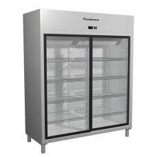 Холодильный шкаф-купе R1400K Carboma производство Полюс