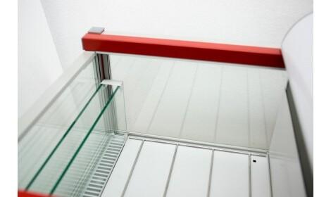 холодильная горка CUBE 4