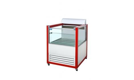 Холодильная витрина Промо CUBE производства Cold