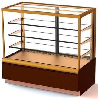 кондитерская витрина ВХСв Carboma Cube