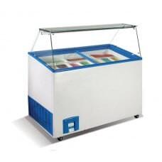 морозильный ларь витрина VENUS 36 для мягкого мороженого