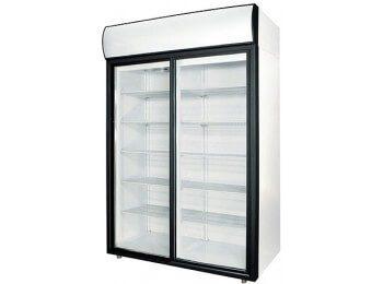 холодильный шкаф DM110-SD-S