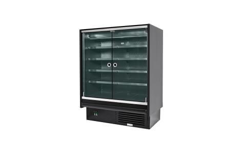 Холодильная горка EMPOLI c дверями производства Cold