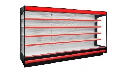 Холодильная горка EVEREST (R-E/o) производство Cold
