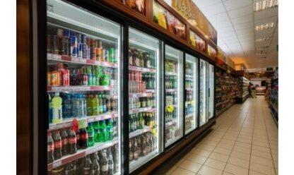 Холодильная горка LISBONA R-PDR/W