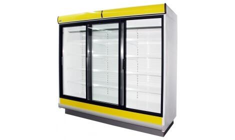 Холодильная горка LISBONA (R-PDR/о) производства Cold