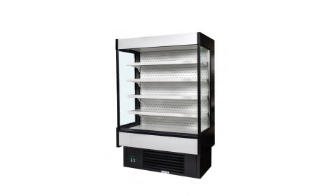 Холодильная горка MONTANA Cold с LED освещением