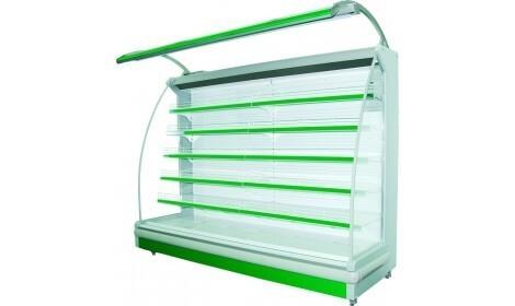 Холодильная горка Milano (R-M) производства Cold