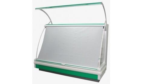 холодильная горка Monza (R-M n/o) 2