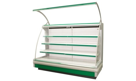 Холодильная горка Monza (R-M n/o) производство Cold