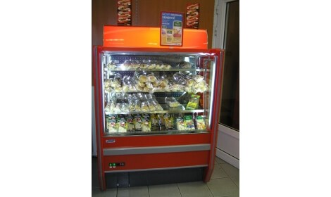 Холодильная горка Oklahoma R-N производства Cold