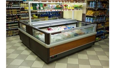 Морозильная бонета W-MR/G/P производства Cold