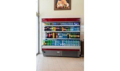 холодильная горка Praga (R-P) в магазине 2