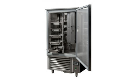 Шкаф шоковой заморозки SZ-GN 1/1 производства Cold