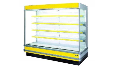 Холодильная горка Saporo R-S/o производства Cold