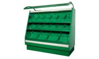 холодильная горка VEGA (R-F/o)