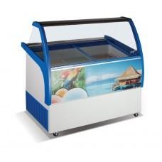 Морозильная витрина VENUS ELEGANTE 36 для мягкого мороженого