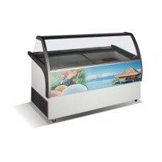 Морозильная витрина VENUS ELEGANTE 56 для мягкого мороженого